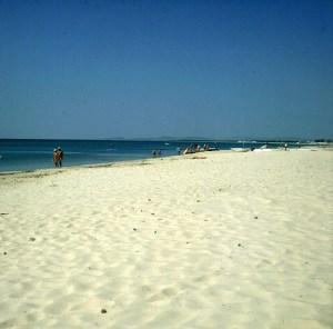 Tunesien-Hammamet-1985