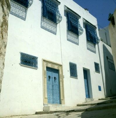 Tunesien Sidi Bou Said 1980