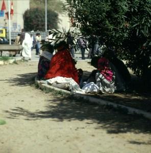 Tunesien--Sfaxfrauen 1980