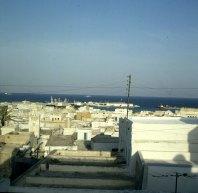 Tunesien Sousse Meerblick 1980