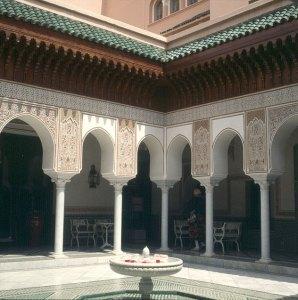 Tunesien Kairuan Barbiermoschee 1980