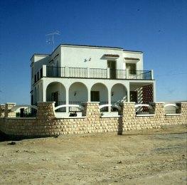 Tuniesien Villa von Freunden im Süden 1980