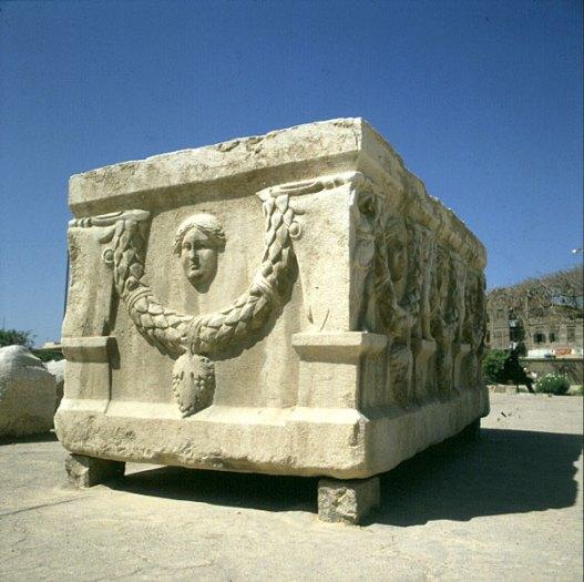 aegypten-alexandria-sarkophag 1981