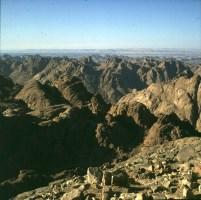 aegypten-sinai-horebgipfel-mittags 1981