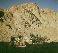 aegypten-sinai-kloster-horeb 1981
