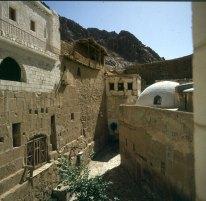 aegypten-sinai-kloster-dornbuschecke 1981