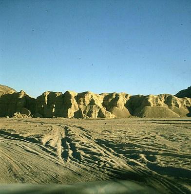 aegypten-sinai-piste 1981