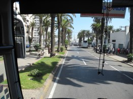 Traumschiff Ausfahrt Malaga 2012