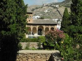 Traumschiff Granada Alhambra-palast der damen 2012