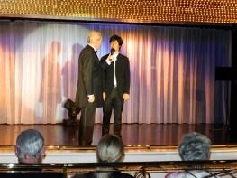 Traumschiff -junger Pianist 2012