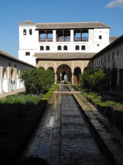 Traumschiff Granada alhambra-2012