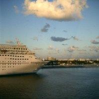 Miami Ausfahrt Imagination