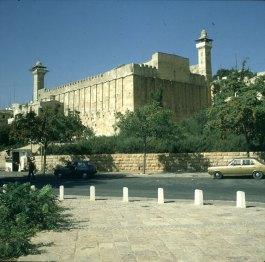 Bethlehem-Hebron-Moschee