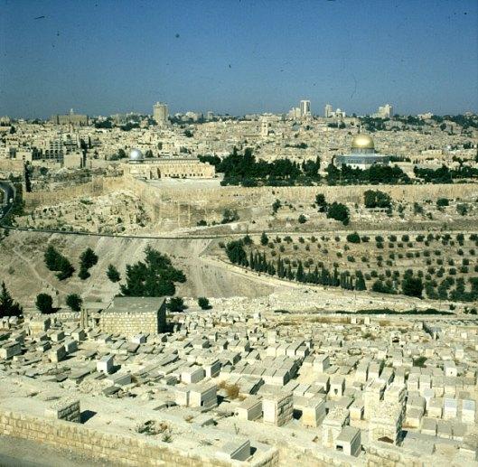 Jerusalem-Friedhof
