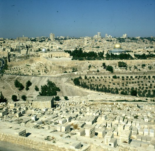 Jerusalem-Friedhof