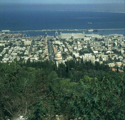 Haifa-Carmelberg