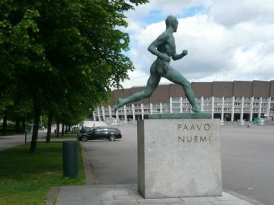 baltikum helsinki-nurmi-denkmal
