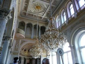 peterburg stadt erimitage