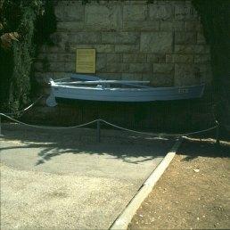 Jerusalem-Yad-Vaschem- Dänenboot