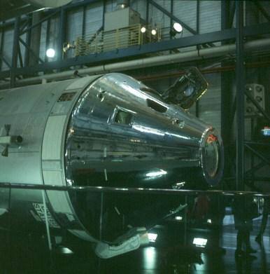 Kennedy-Spacecenter-Apollokapsel