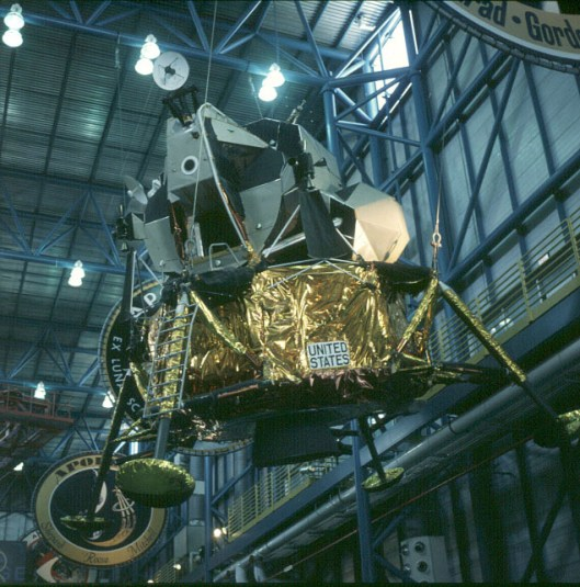 Kennedy-Spacecenter-Mondfaehre