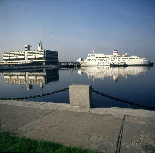 Leningrad-Hafen