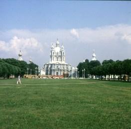 Leningrad-Smolnykloster