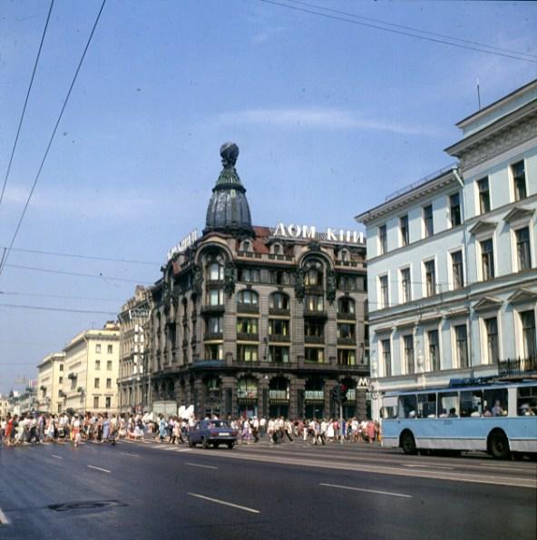 Leningrad-Newskiprospekt