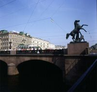 Lleningrad-pferde 1988