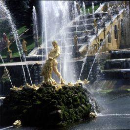 Leningrad-Peterhof-Samson