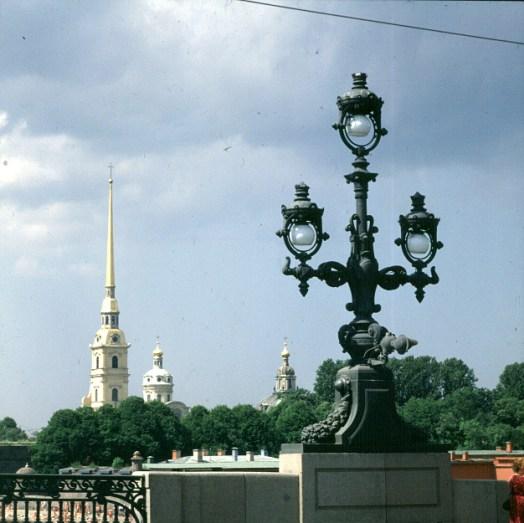 Leningrad-peter-paul-kathedrale