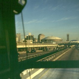 New Orleans-Superdome