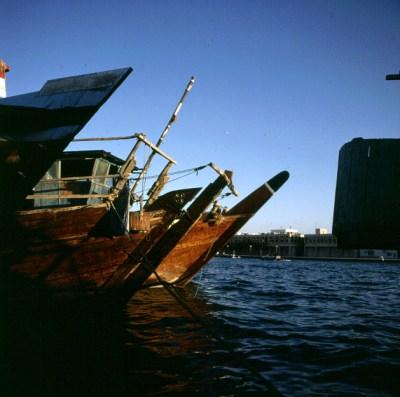 oman-dubai creekhafen 1989