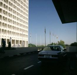 oman-dubai-hilton-vorfahrt 1989