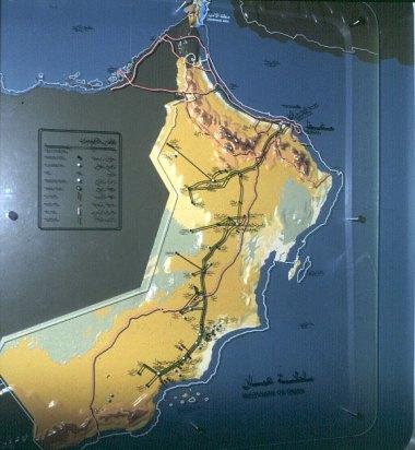 oman-muscat-oel-karte 1989