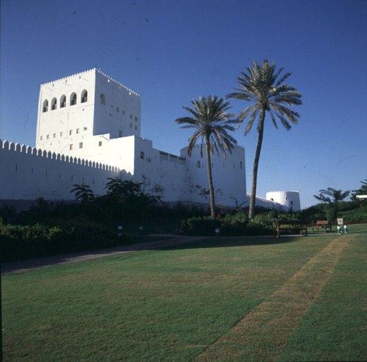 oman-sohar-festung 1989
