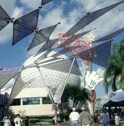 Orlando-Ankündigung 2000