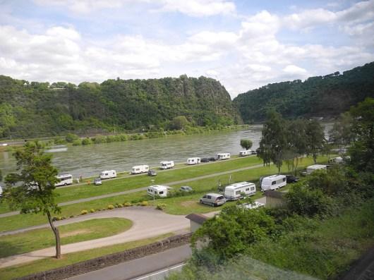 rhein--camping