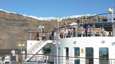 santorin-abfahrt-beginn