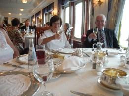 Traumschiff Begrüßungsdiner 2012