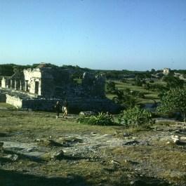Yucatan-Tulum-Befestigung