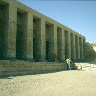 Abydos Tempeleingang