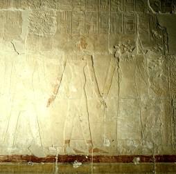 Totentempel-Hatschepsut-schwangere Ahmose