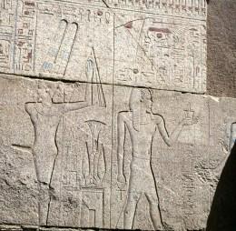 Karnak östlich großer Saal