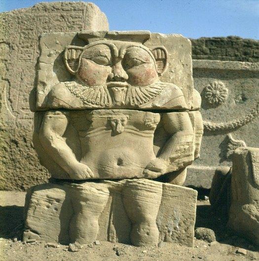 Dendera-Bes-Gott guter Geburten