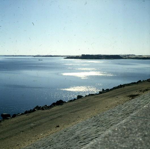 Assuan- Blick nach Süden