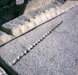 Assuan-Ggranitlochreihe