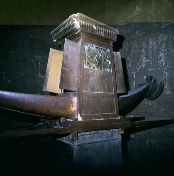 Karnak-Heilige Barke