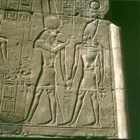 Karnak-Opferszene