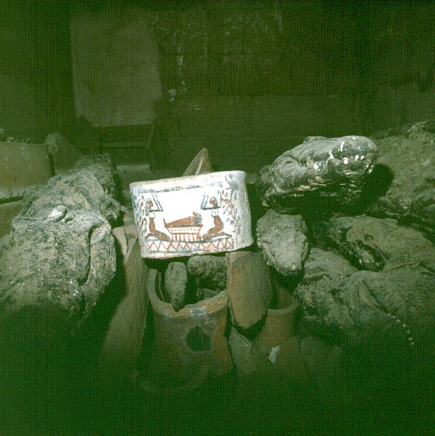 Edfu-Heilige Krokodile